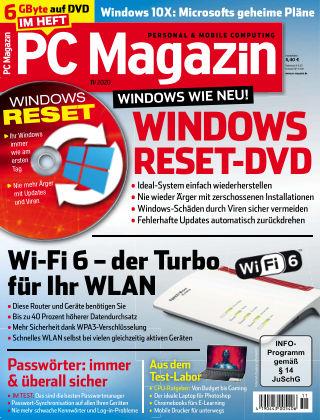 PC Magazin Oktober 2020