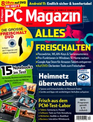PC Magazin November 2020