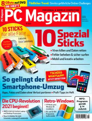 PC Magazin Februar 2021