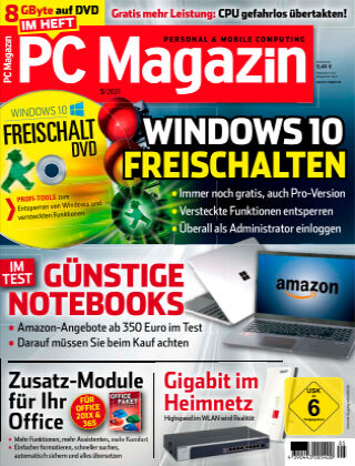 PC Magazin April 2021