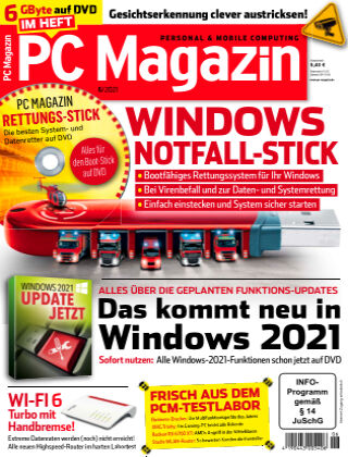 PC Magazin Mai 2021