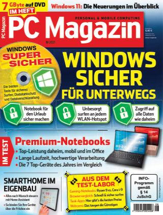 PC Magazin Juli 2021