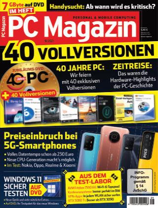 PC Magazin August 2021