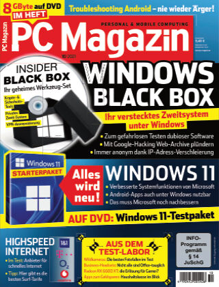 PC Magazin September 2021