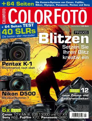 ColorFoto 07-08/2016