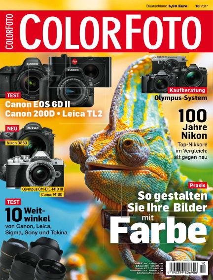 ColorFoto September 06, 2017 00:00