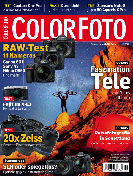 ColorFoto November 08, 2017 00:00