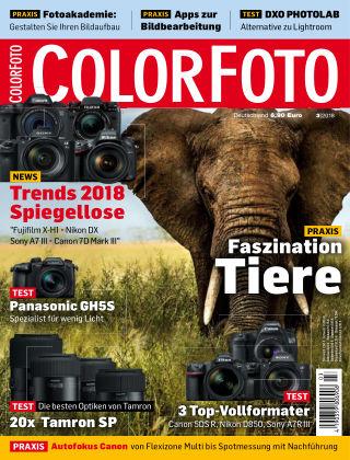ColorFoto Februar 2018