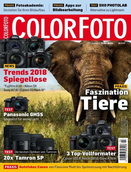 ColorFoto February 14, 2018 00:00