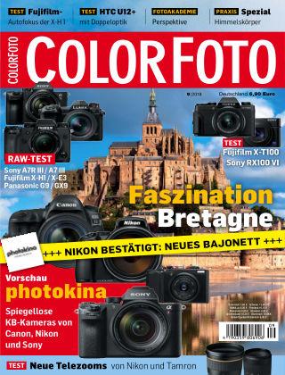 ColorFoto August 2018