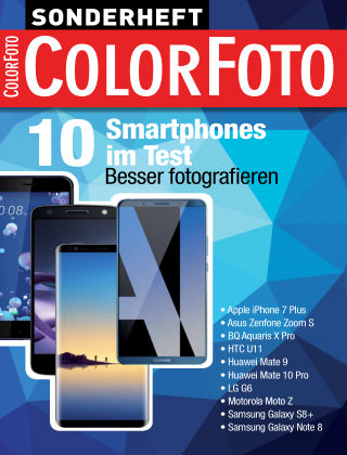 ColorFoto Spezial Aug. 2018