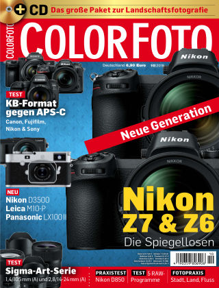 ColorFoto September 2018
