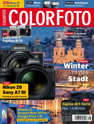 ColorFoto Dezember 2018