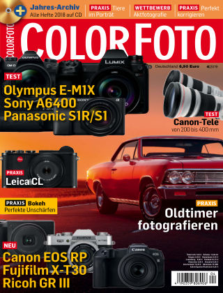 ColorFoto März 2019