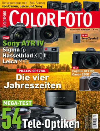 ColorFoto August 2019