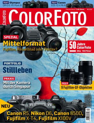 ColorFoto Maerz 2020