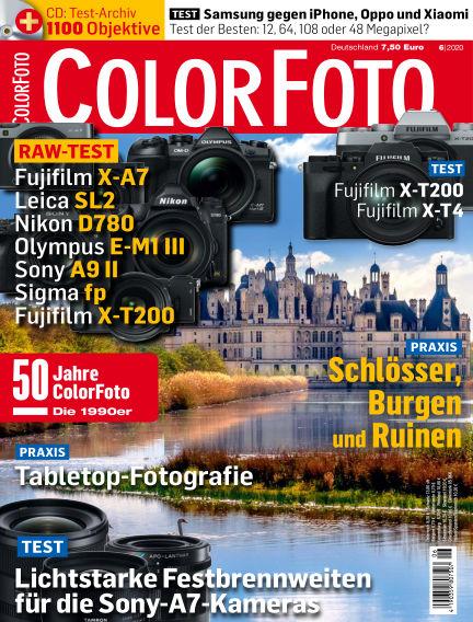 ColorFoto May 12, 2020 00:00