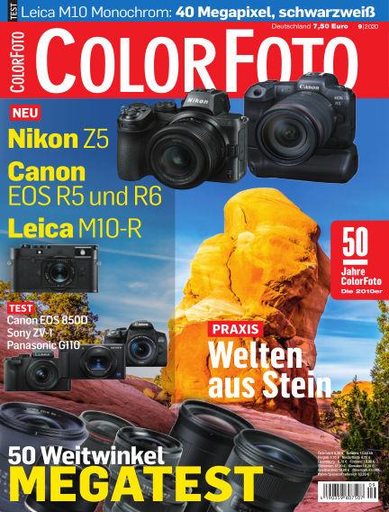 ColorFoto August 04, 2020 00:00