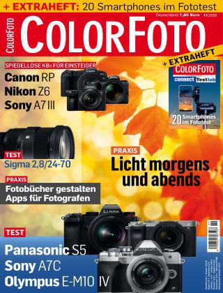 ColorFoto / fotocommunity Oktober 2020