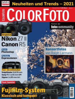 ColorFoto / fotocommunity Februar 2021