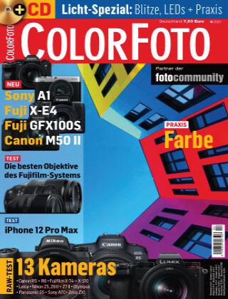ColorFoto / fotocommunity Maerz 2021
