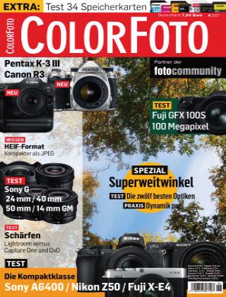 ColorFoto / fotocommunity Mai 2021