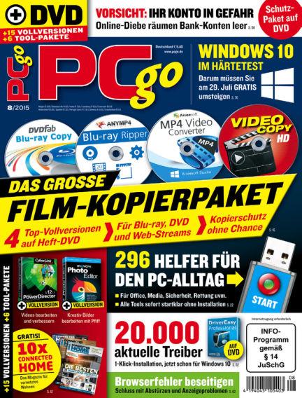 PCgo July 03, 2015 00:00