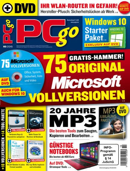 PCgo September 04, 2015 00:00