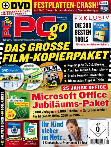 PCgo November 06, 2015 00:00