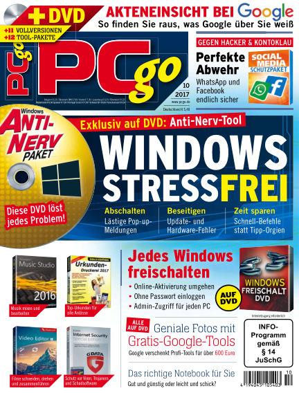 PCgo September 01, 2017 00:00