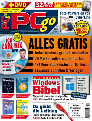 PCgo November 2017