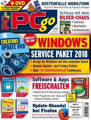 PCgo Dezember 2017