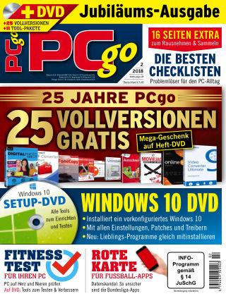 PCgo Januar 2018