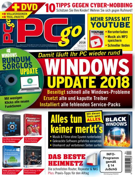 PCgo March 02, 2018 00:00