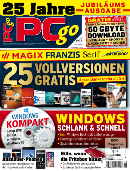 PCgo September 07, 2018 00:00