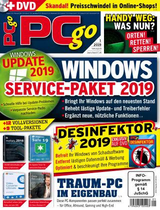 PCgo Dezember 2018