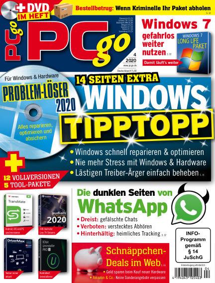 PCgo March 05, 2020 00:00