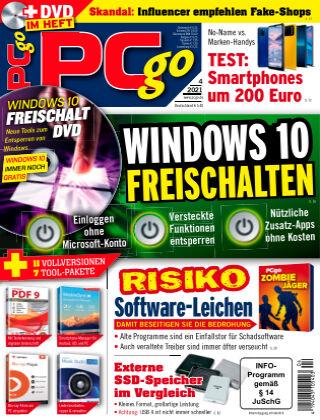 PCgo Maerz 2021