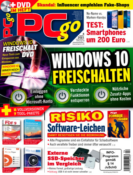 PCgo March 04, 2021 00:00
