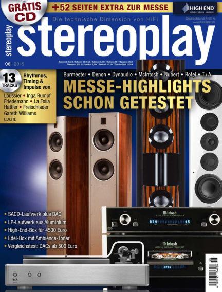 stereoplay May 08, 2015 00:00
