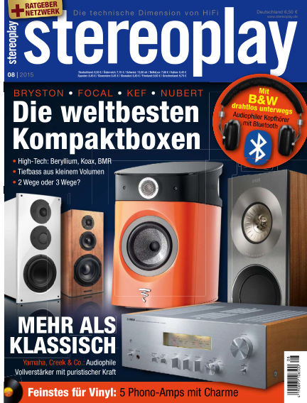 stereoplay July 10, 2015 00:00