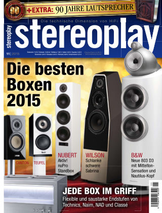 stereoplay 11/15