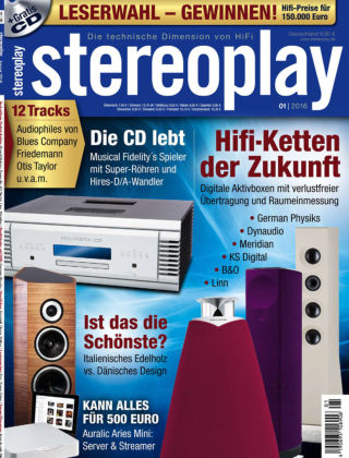 stereoplay 01/16