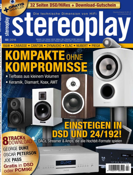 stereoplay January 15, 2016 00:00