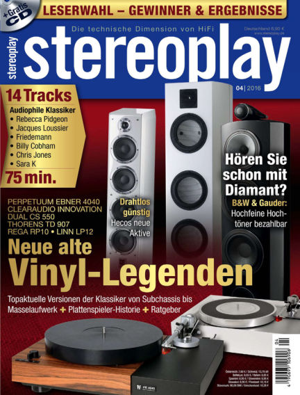 stereoplay March 11, 2016 00:00