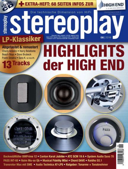 stereoplay May 06, 2016 00:00