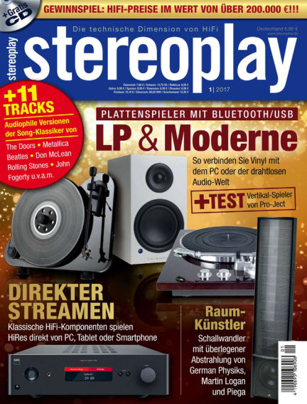 stereoplay December 09, 2016 00:00