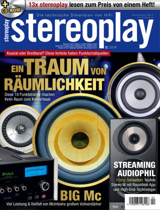 stereoplay Januar 2018
