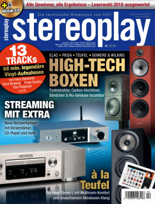 stereoplay März 2018