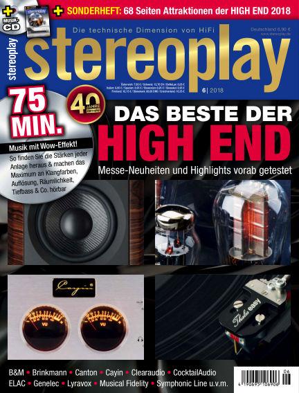 stereoplay May 09, 2018 00:00